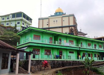 Gedung Madrasah Aliyah